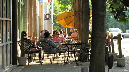 Winston Salem Downtown Restaurant Guide