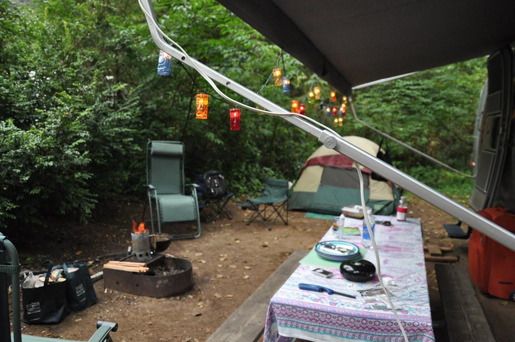 Beverly Beach State Park Oregon Campsite Map