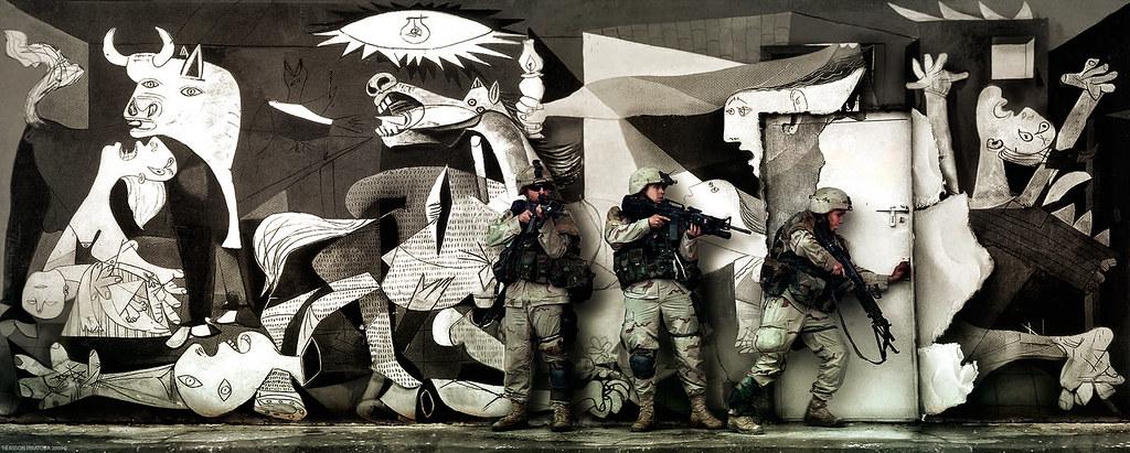 """Operacion """"Guernica""""   Serie: El Arte de la Guerra Obra ..."""