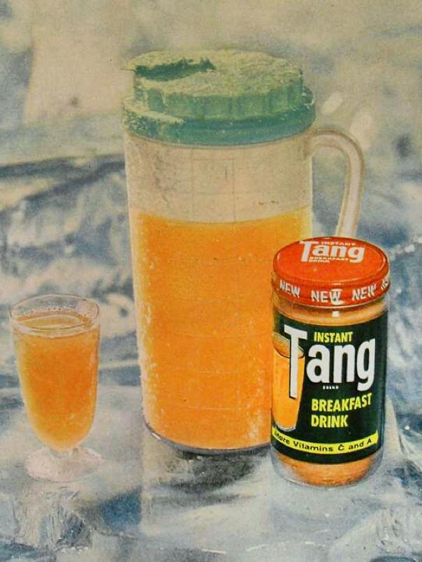 1961 Tang Breakfast Drink Vintage Ad Punchier Taste