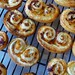 Mango Chutney & Cheddar Cheese Palmiers (Puff Pastry Curls) Recipe