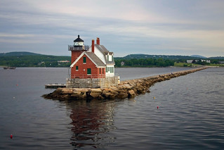 Rockland Breakwater Lighthouse, Maine | by nelights