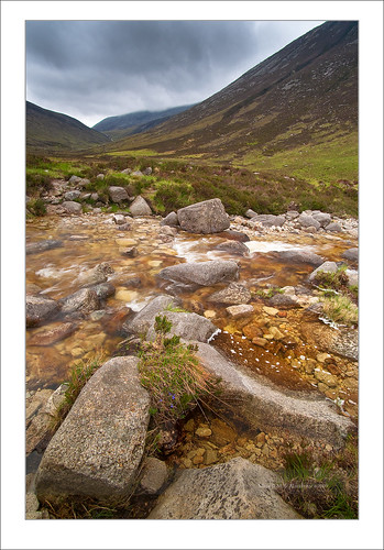 Glen Catacol on Arran island | by Maciej - landscape.lu