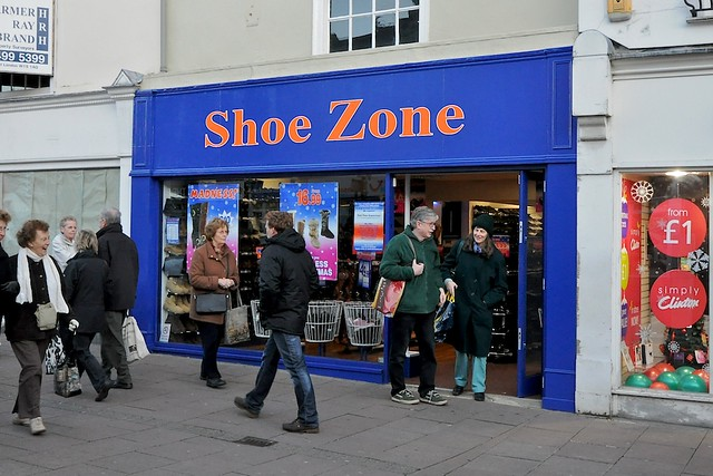 Shoe Zone New Kirkgate Leith