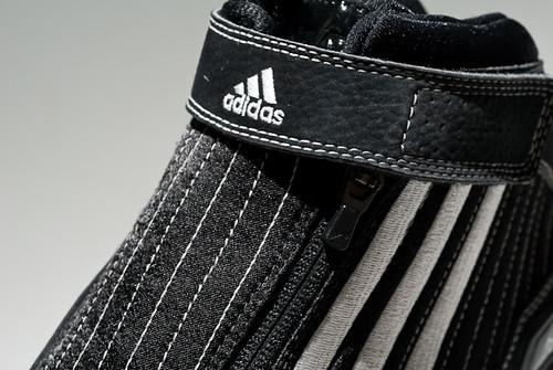 Adidas Basketball White Shoes
