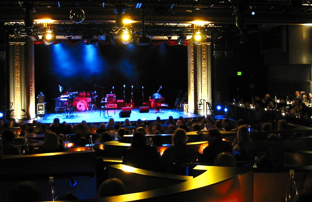 & The Triple Door Stage - 2009 | Awaiting Timothy Schmit. The u2026 | Flickr pezcame.com