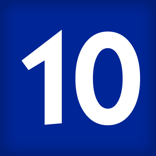 10 Ten Countdown 10 This Seamless Texture Was