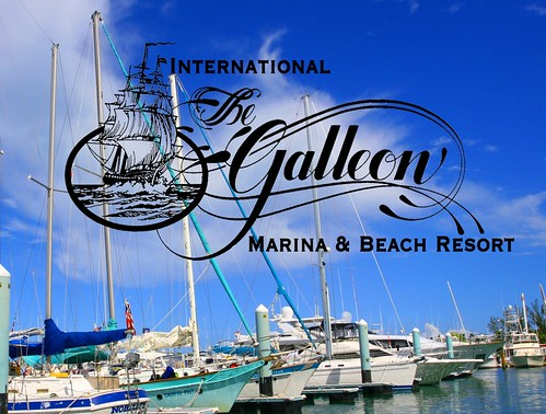 marina 3 300 w logo a the galleon resort key west flickr. Black Bedroom Furniture Sets. Home Design Ideas