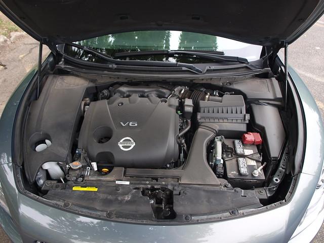 2009 Nissan Maxima 4