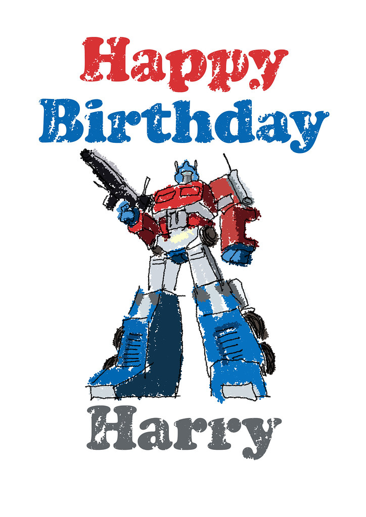 Happy Birthday Harry emjie Flickr