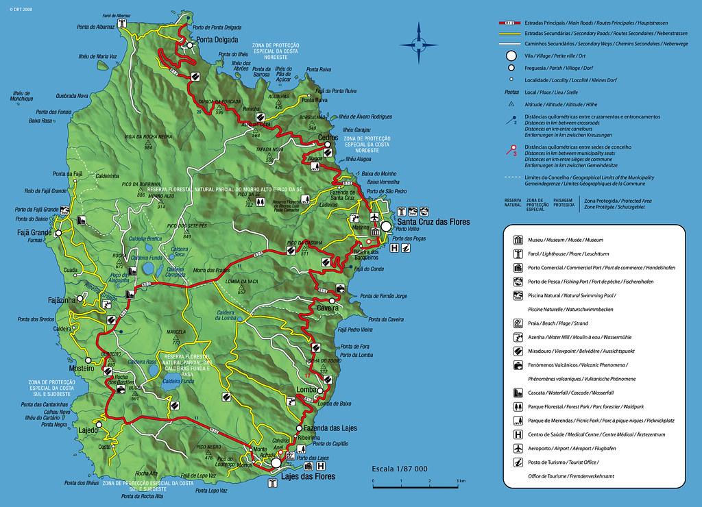 mapa ilha flores Ilha das Flores | Autor: .google.pt/search?hl=pt PT&q=map… | Flickr mapa ilha flores