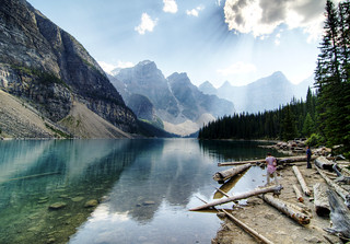 Moraine Lake | by lytfyre