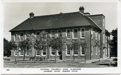 National Children S Home Nch