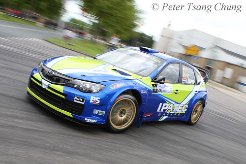 Subaru Impreza Wrc S14 Dennis Kuipers And Co Driver Kees