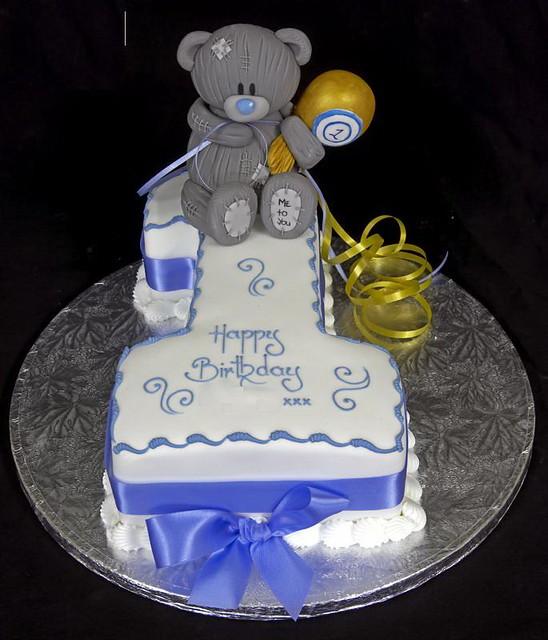 Figure One Birthday Cake with Handmade Sugarepaste Me 2 Yo Flickr