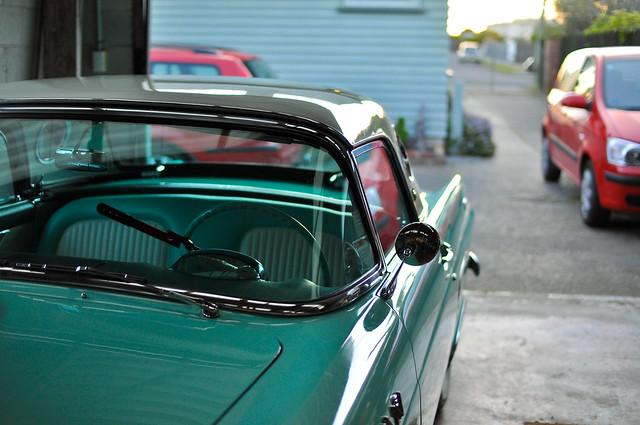 Classic Cars Christchurch Quay