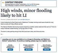 High winds, minor flooding likely to hit LI | by search-engine-land