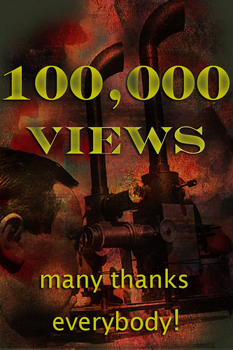 100,000 VIEWS ! | by amarcord108