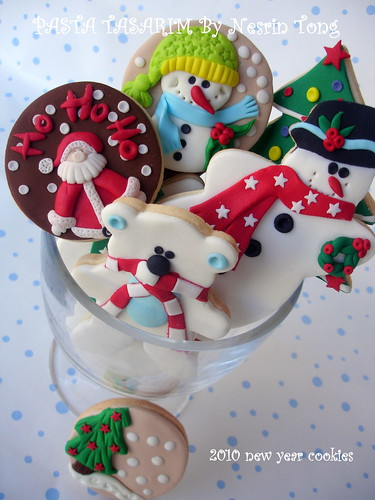 2010 NEW YEAR (CHRISTMAS) COOKIES | by PASTA TASARIM