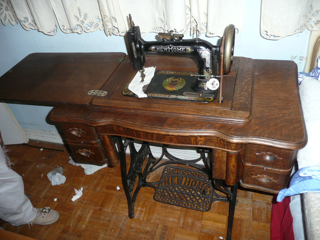 new home rotary sewing machine