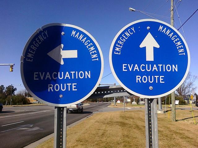 Evacuate Flickr Photo Sharing