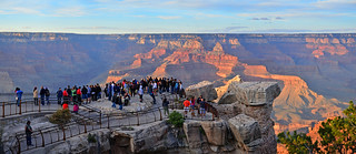 Grand Canyon Mather Point Sunset 2011_4096a | by Grand Canyon NPS