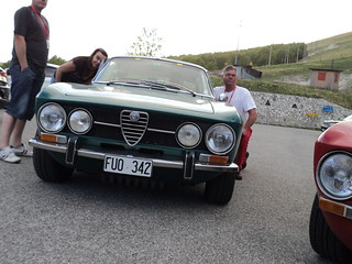 Alfa Romeo live Reporters @ Mille Miglia 2011 | by Alfa Romeo - The official Flickr
