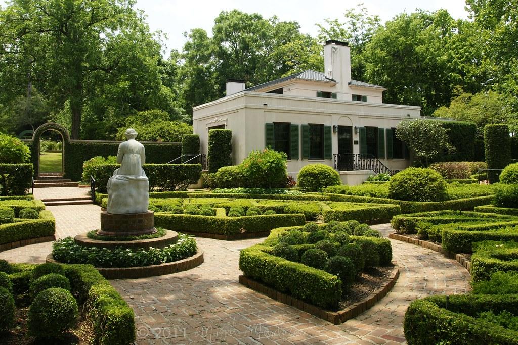 Bayou Bend Collection Gardens Shutter Hand Flickr