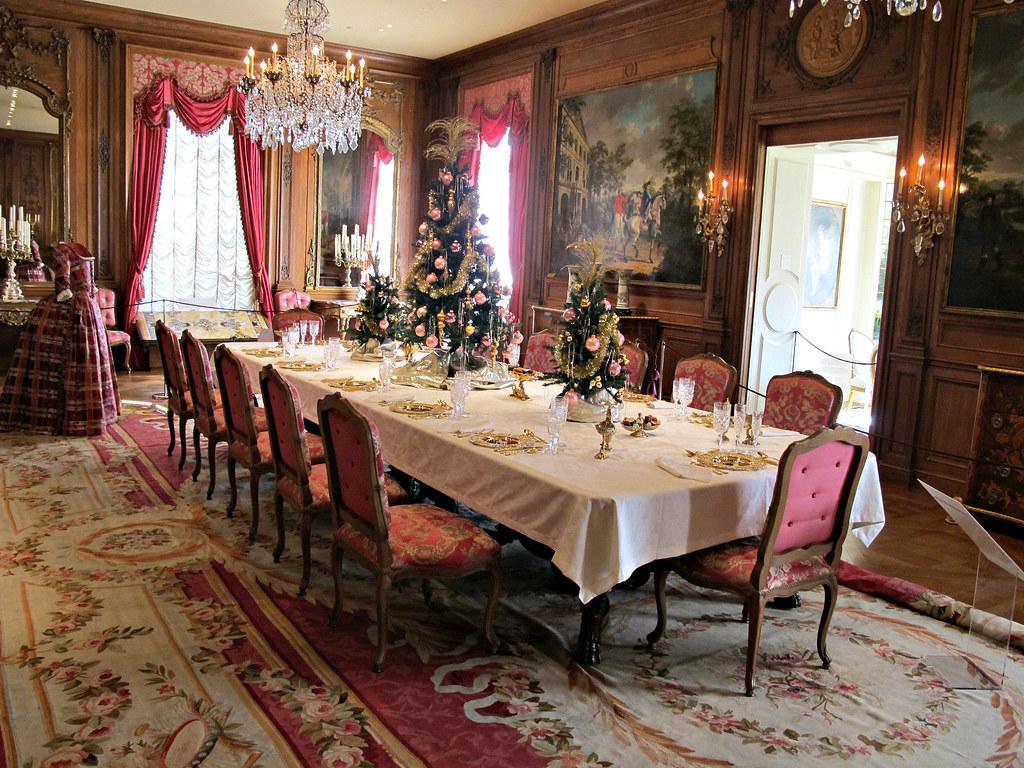 Dining Room, Hillwood Estate, Museum IMG_0340 | Hillwood Est… | Flickr