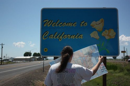 Welcome to California! | by Great Beyond