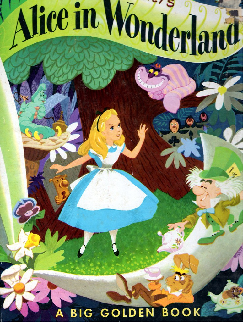 english book reports alice in wonderland Lewis carroll's alice's adventures in wonderland and its sequel, through the looking-glass and what alice found there, are two of the most famous nineteenth-century children's fantasy novels in fact, these books inaugurated a new era of children's literature in english: books that didn't have to be didactic or moralistic, that didn't teach .