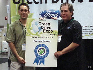 Ford Wins People 39 S Choice Award At Hybridfest Green Drive