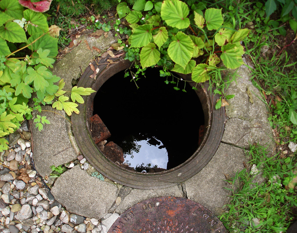 Our cistern the other day i decided to try something i for Cisterna water