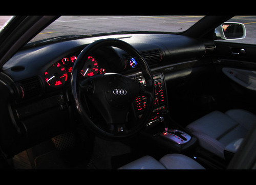 audi b5 s4 interior james cramer flickr. Black Bedroom Furniture Sets. Home Design Ideas