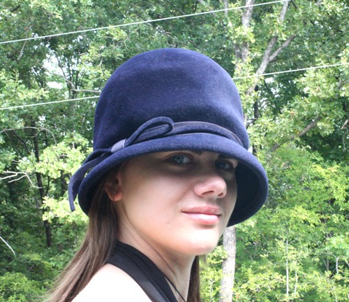 ... aglanceatmyworld Vintage 1920s Cloche  Hat  94b7ba29939