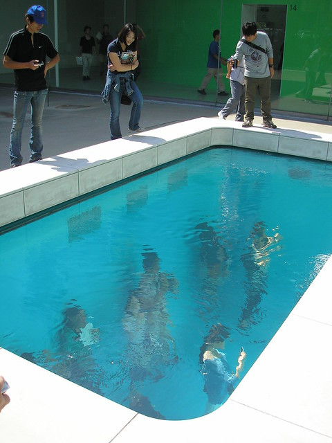 The Swimming Pool - Leandro Erlich