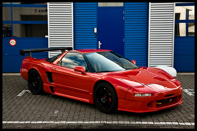 Widebody Honda Nsx My Honda Nsx Specs Engine V6 3 0