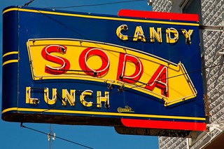 Candy-Soda-Lunch  ~ Since 1910 | by Pete Zarria