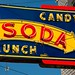 Candy-Soda-Lunch  ~ Since 1910