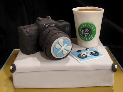 Торт фотоопарат