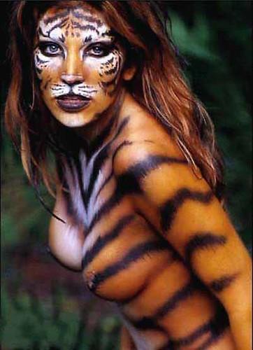 Beautiful Women Painted | Art, Body Paint, women | Flickr