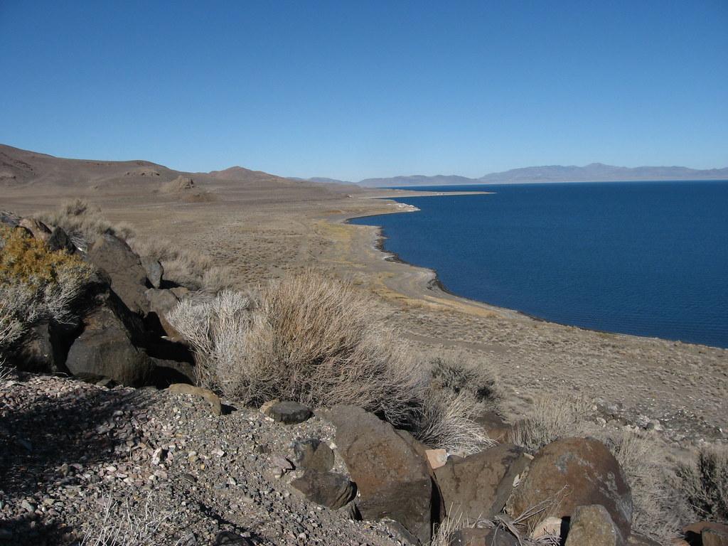 Sierra At Tahoe >> Pyramid Lake, Nevada | Pyramid Lake is the geographic sink o… | Flickr