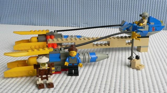 ... Star Wars Lego 7131 Anakin's Podracer | by KatanaZ