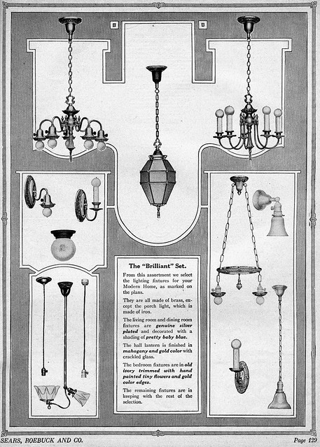1920s lighting fixtures