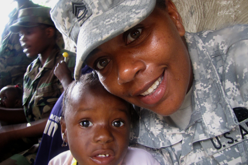 091217 3 Liberia Security Sector Reform Sgt, 1st Class Ded ...