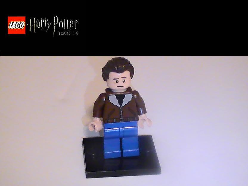 Dudley Dursley Lego Harry Potter 2011 Harry Potter And