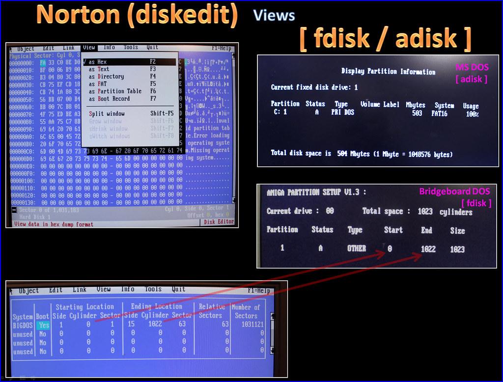 Need Setup HELP** with Classic Amiga 2000 HARD DISK