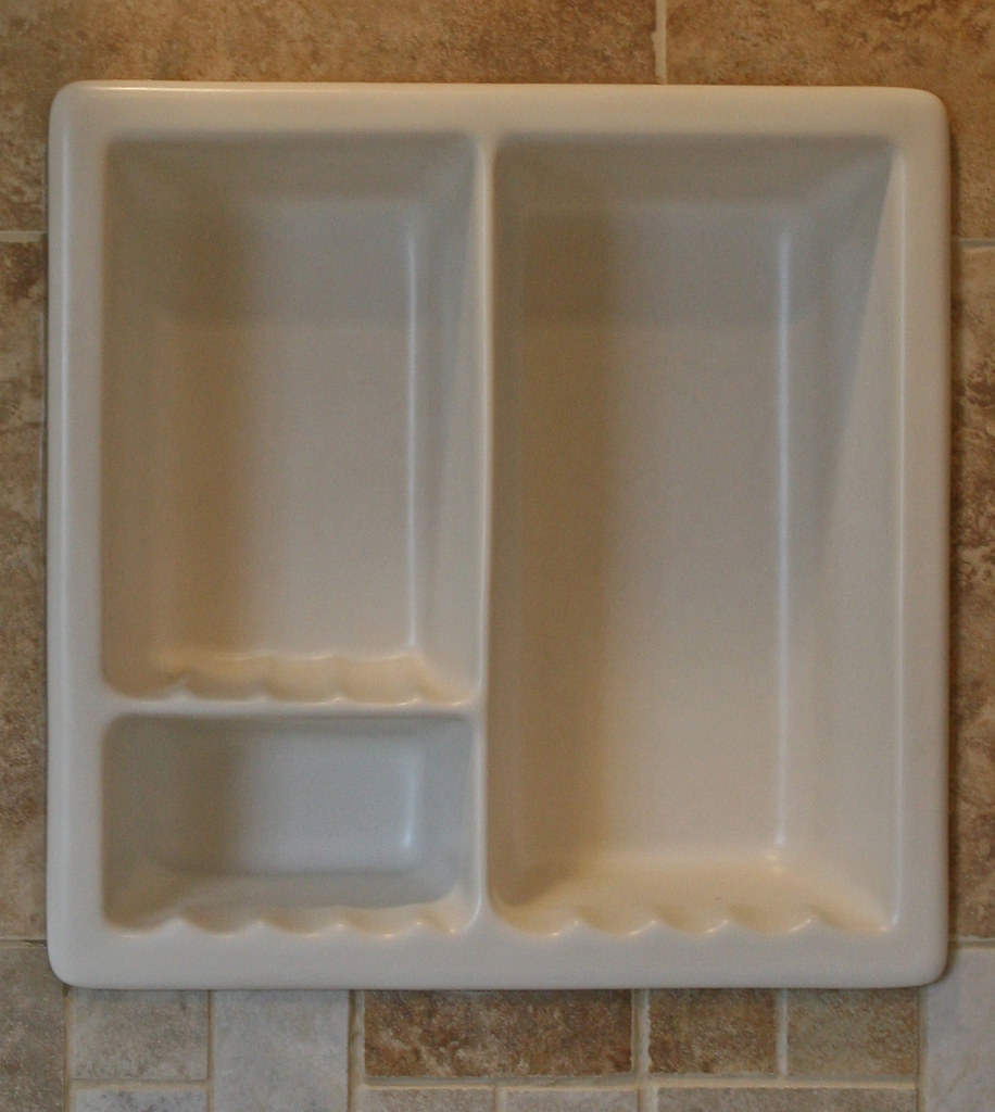 Bathroom Recessed Ceramic Shampoo Soap Dish Holder Flickr