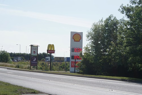Shell goole east yorkshire petrol station adjoined to gl flickr - Find nearest shell garage ...