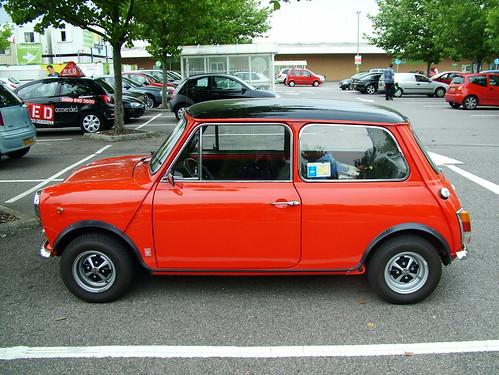 Leyland Innocenti Mini Cooper 1973 Mini Cooper Leyland Inn Flickr